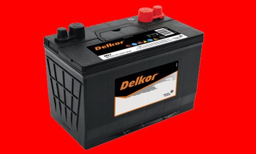 Delkor Premium Silver Batteries